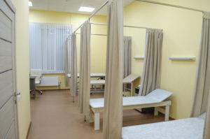 Физиотерапевтический кабинет
