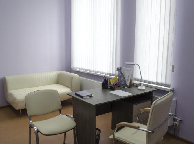 Взрослый кабинет